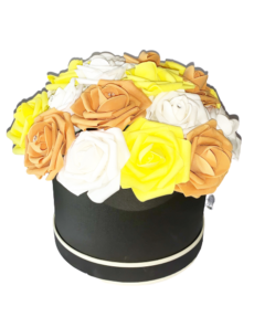 Couture Round Rose Boxes