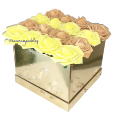 Sheen Square Rose Boxes