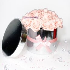 Sheen Round Rose Boxes