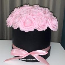 Symphony Round Rose Boxes